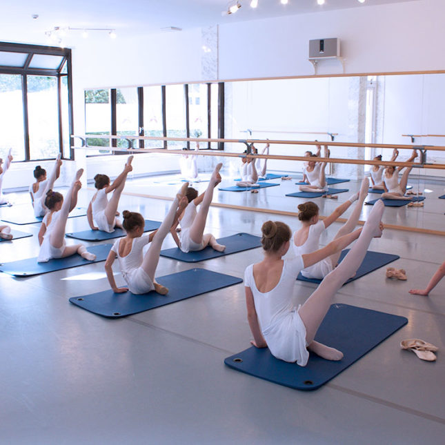 Ballett & Fitness Academy Junior Ballett 2