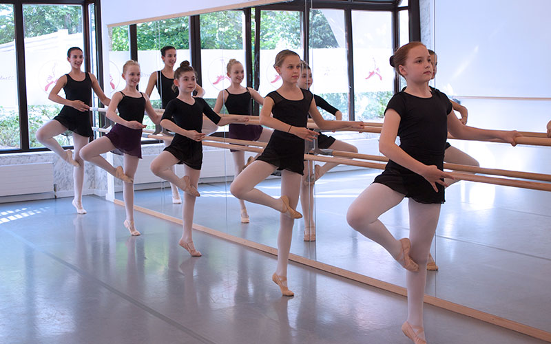 Ballett & Fitness Academy Junior Ballett 3