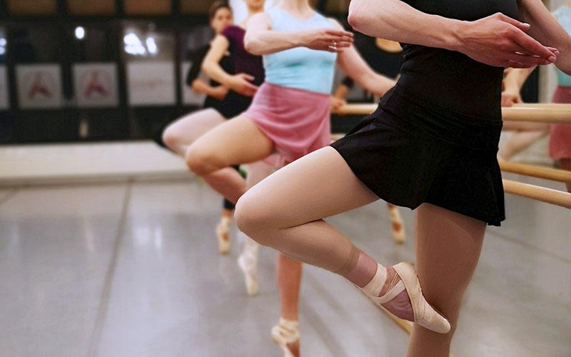 Ballett & Fitness Academy Spitze