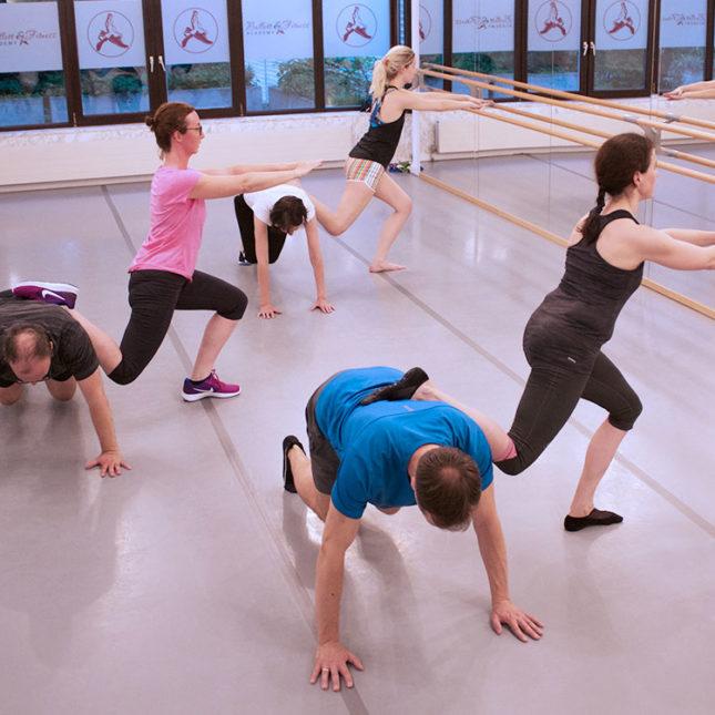 Team Power Workout